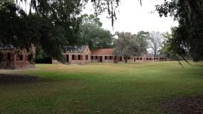 Original Slave Cabins