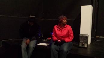 Beyond Betrayal Rehearsal